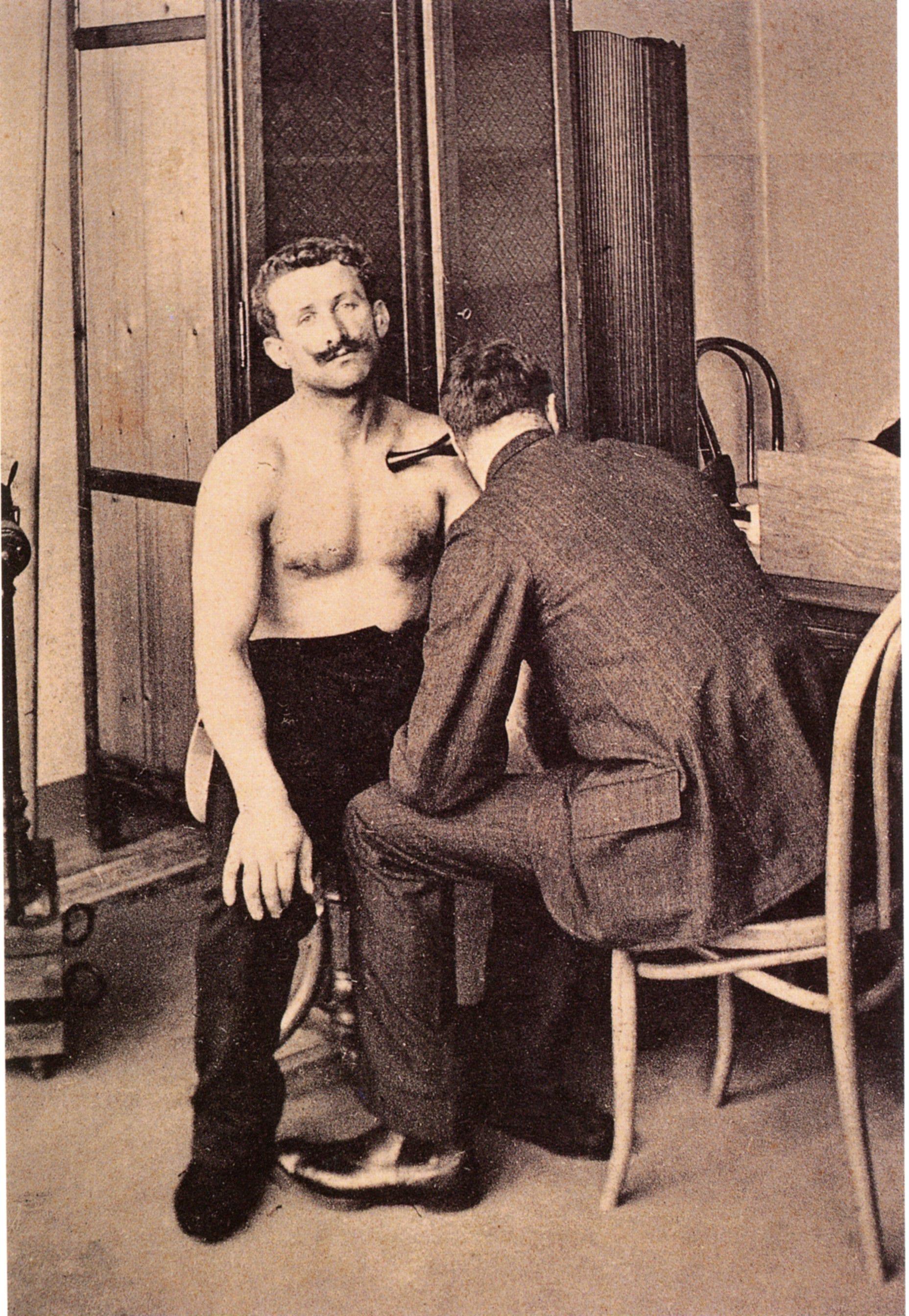 1919 Monaural Stethoscope