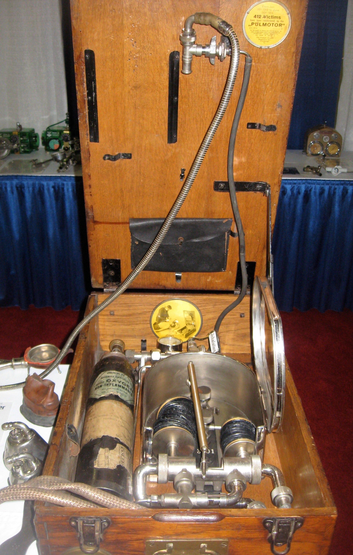1907 Pulmotor