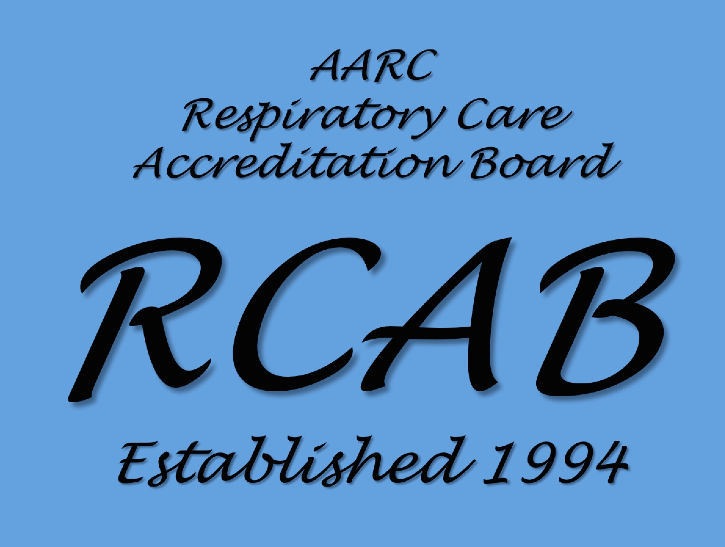 1994 Respiratory Care Accreditation Board Formed