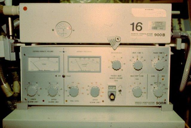 Siemens-Elema Servo 900B