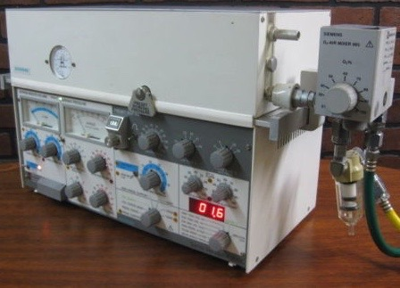 ICU Ventilators 1980 1999