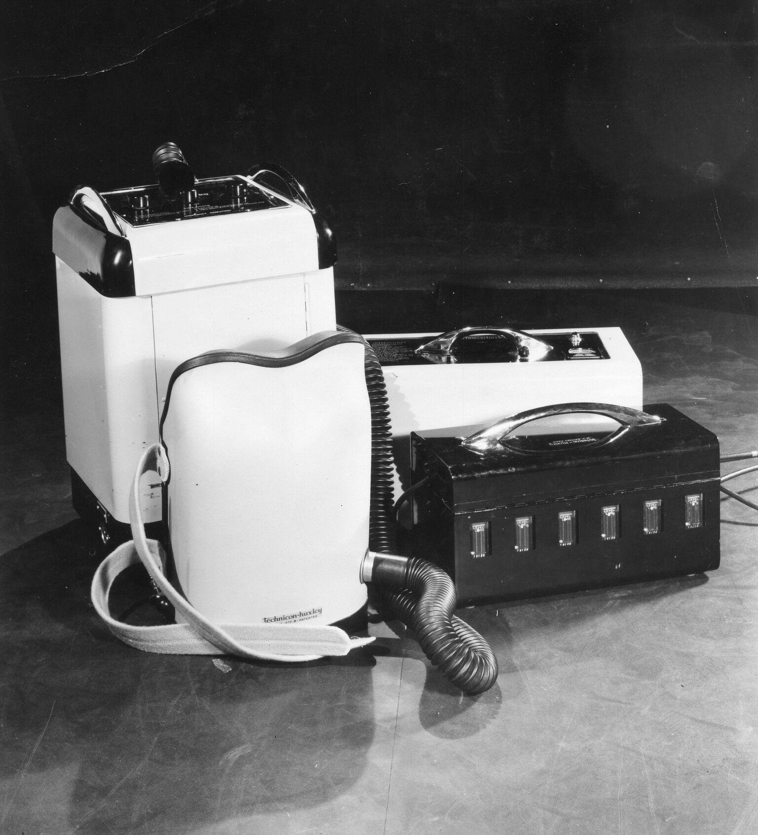 Technicon Huxley Respirator