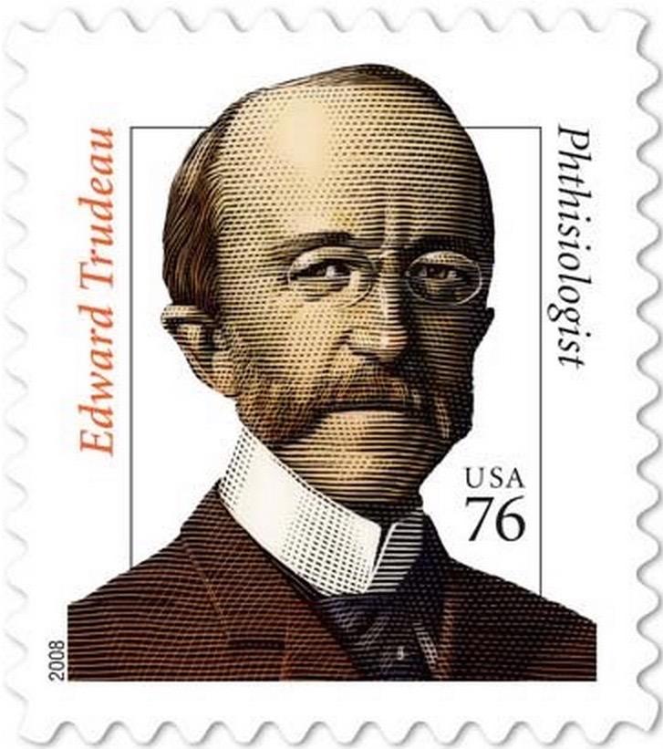 2008 Trudeau Stamp