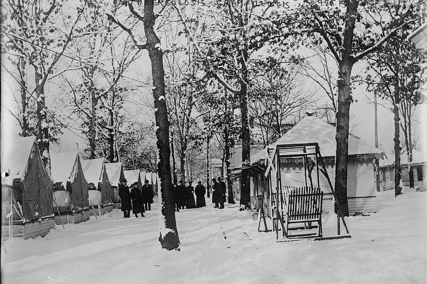 TB Camp in Winter