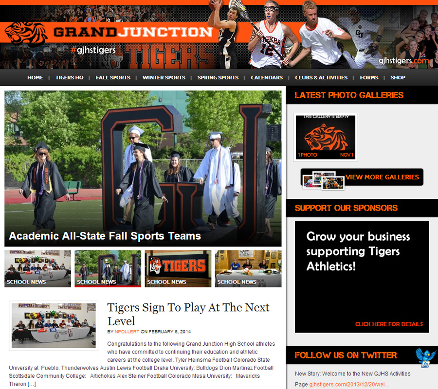 Grand Junction Athletics | VNN