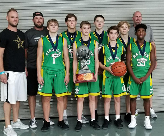 Colleyville Heritage (OH) players win big in Vegas