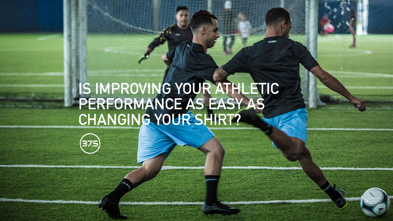 Change Your Shirt, Change Your Performance – Presented by 37.5® Technology
