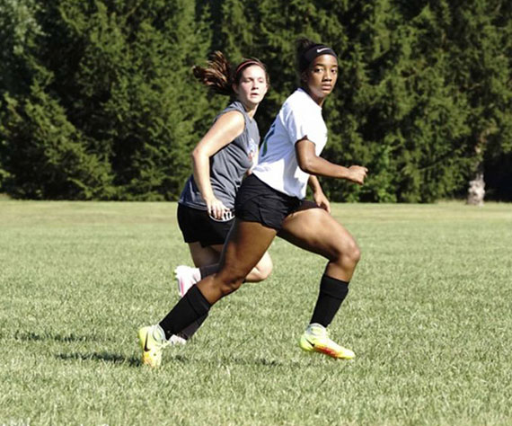 Photo Feature: Northmont (OH) Girls Soccer Pre-Season