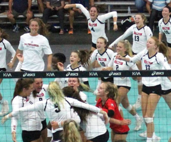 Walton Volleyball (GA) Moves to #1 in the Country