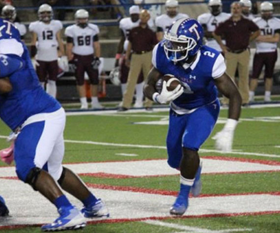 15 Year old Anthony Jackson making noise for the Temple Wildcats (TX)
