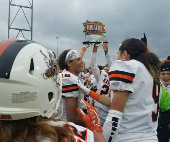 Massillon (OH) upsets McKinley in the 126th edition of one of the nation's biggest rivalries