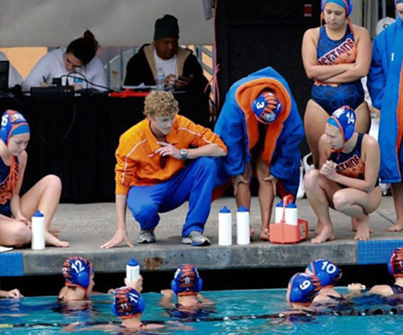 Defending the Crown: Clairemont (CA) Girls Water Polo