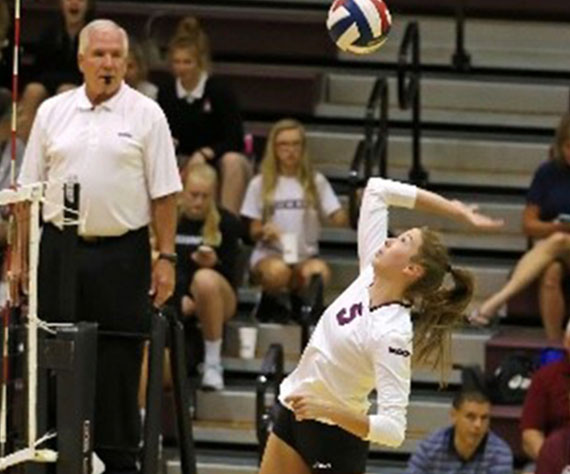 Assumption (KY) Rylee Rader named to USA Today All-USA Girls Volleyball Third-Team