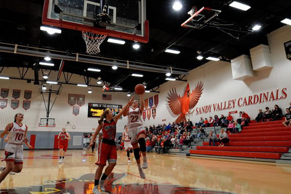 Sandy Valley (OH) Cardinal Karlee Altimore Sets Single-Season Scoring Record