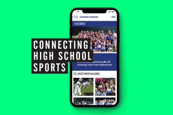 The future of high school sports is a connected one