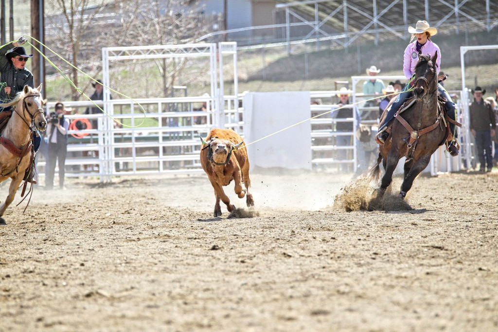 Grace Hill Of The Colorado Springs School Kodiaks (CO) Heading To Rodeo Nationals