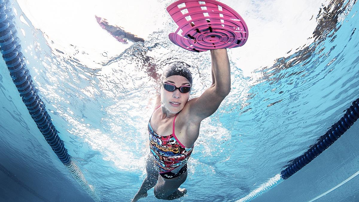 Berkeley High School's (SC) Sarah Mundy featured in Swim Swam