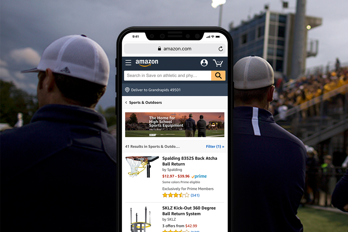 VNN Launches Pro Shop with Amazon Business