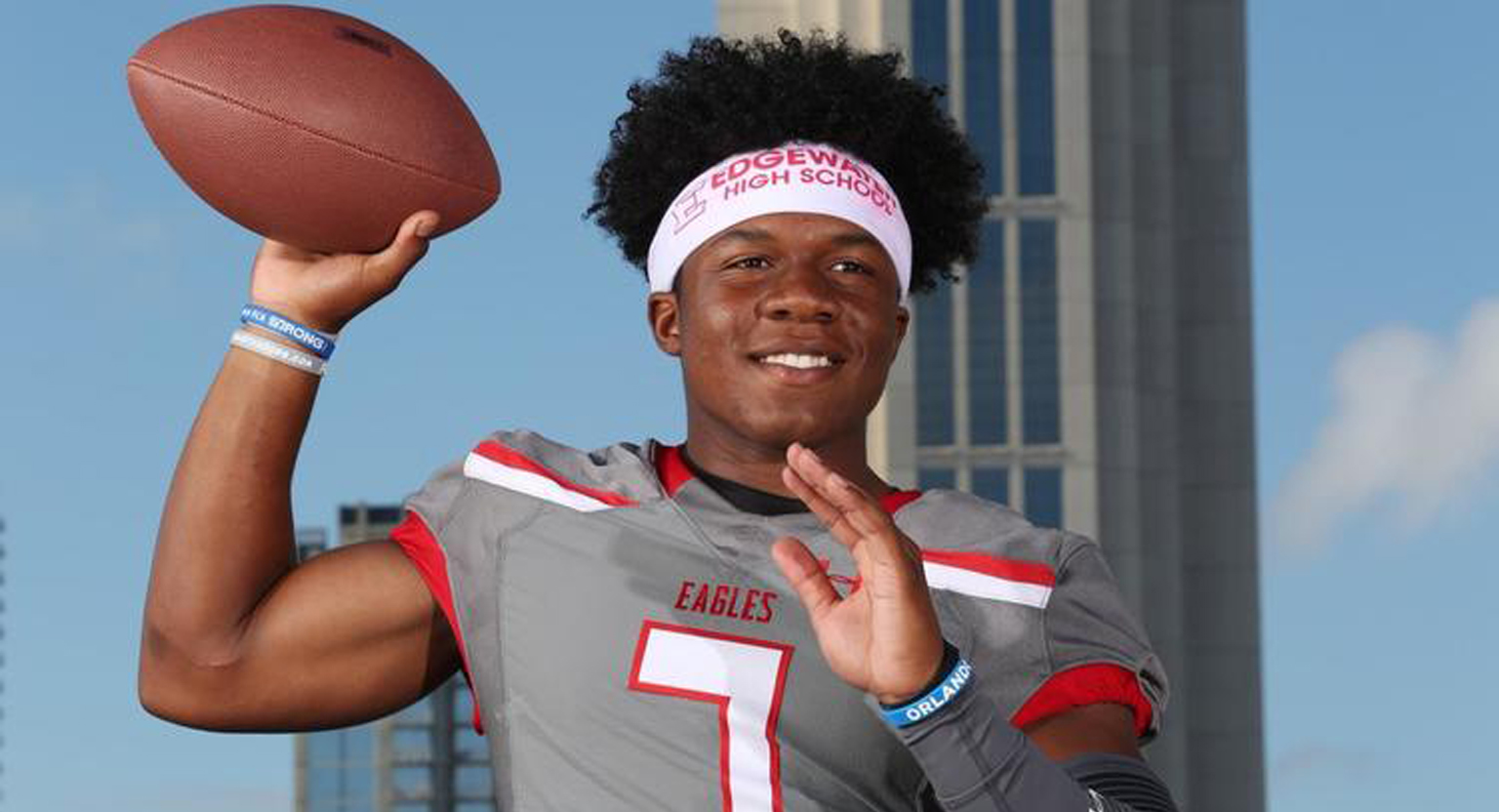 Edgewater's (FL) R.J. Harvey Jr. Given Dream Opportunity to Q.B. for University of Virginia