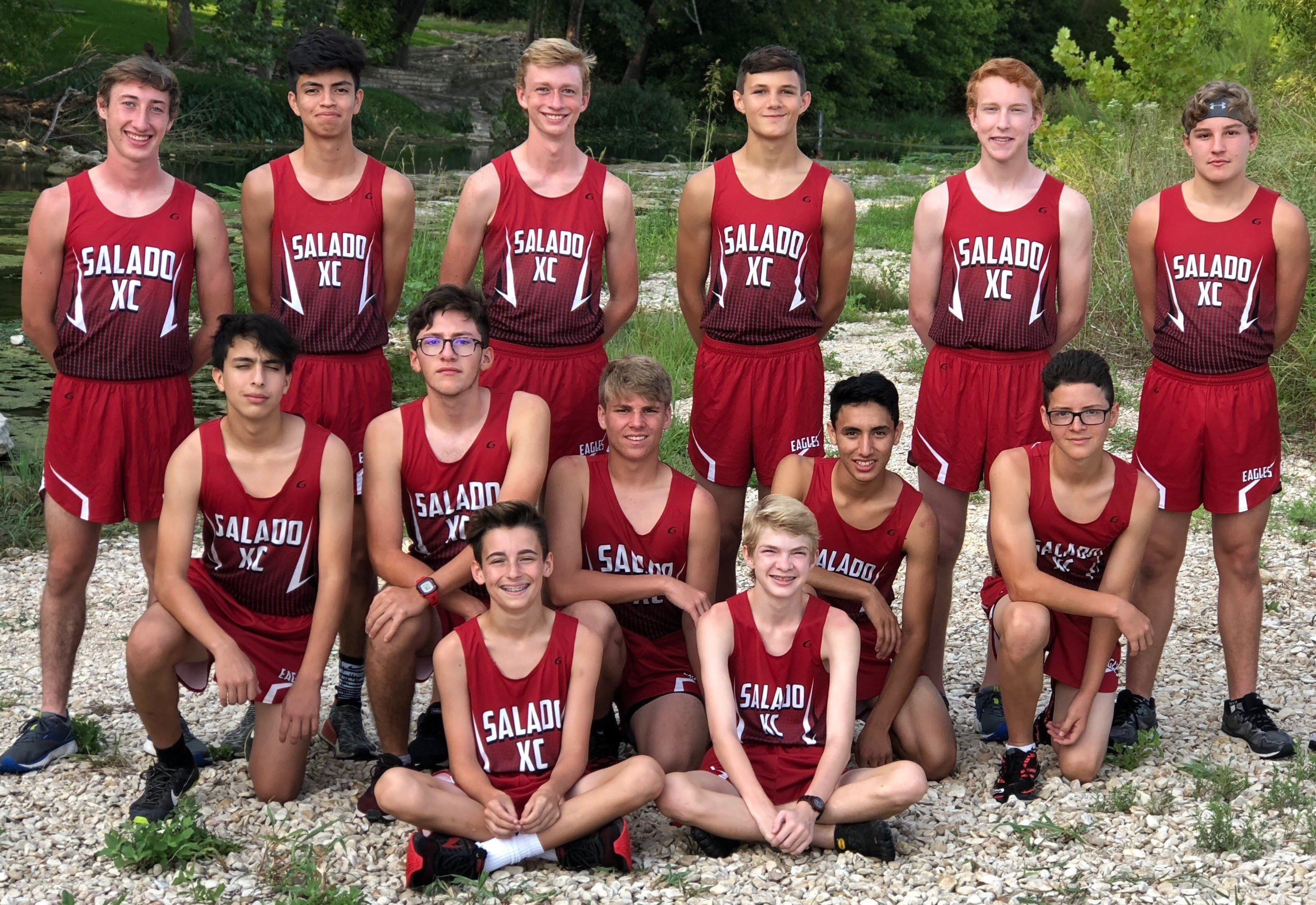 Salado High School (TX) Boys Cross Country Brings Home Championship Title