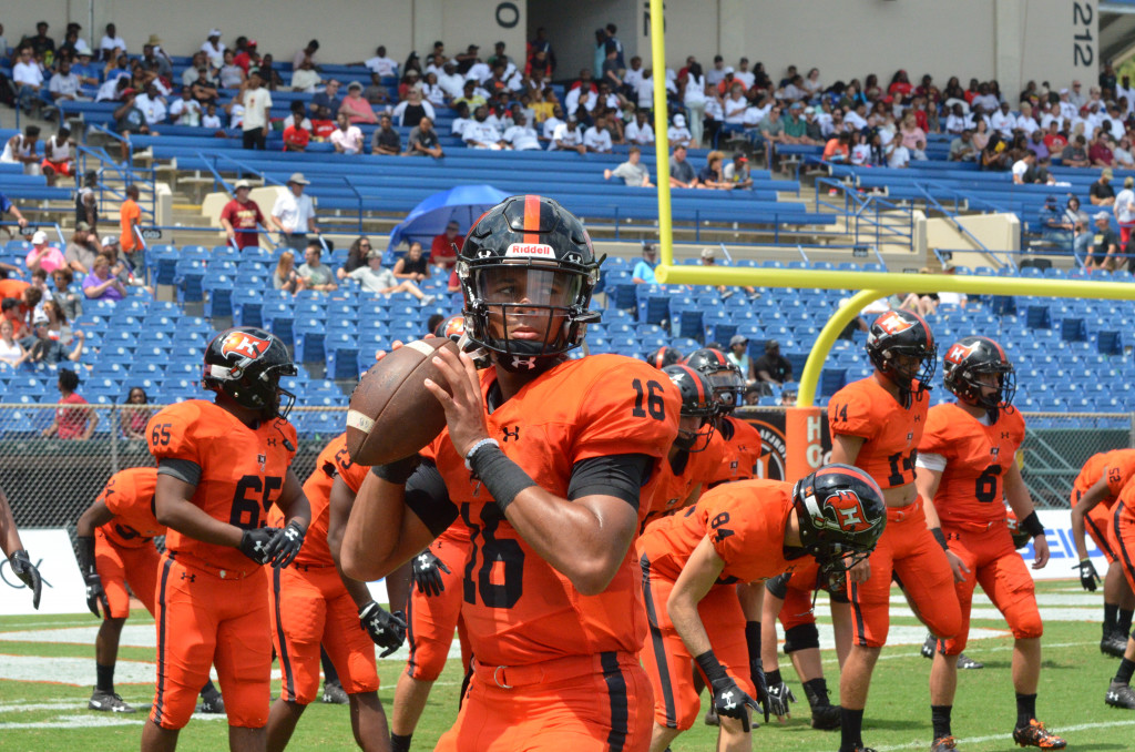 Hoover High School - Quarterback