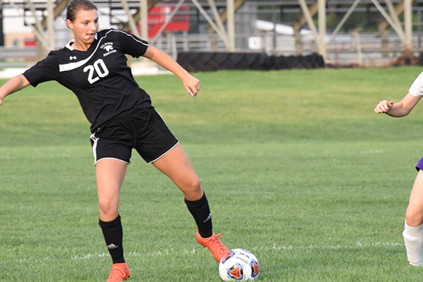John Glenn's (IN) Seja Lang to Compete in North American Soccer Championships