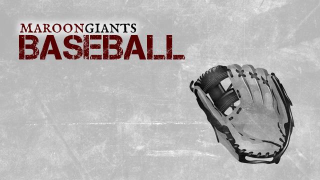 District Baseball Rescheduled