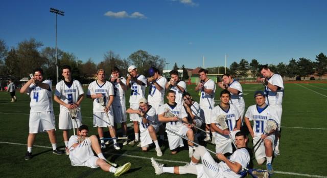 Seniors Lead Ike Lacrosse to MAC Red Title