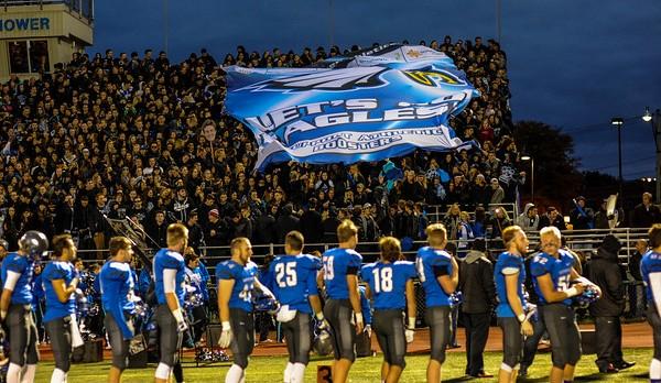 Eisenhower Varsity Football beat Henry Ford II High School 66-0
