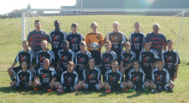 Boys Soccer Season Ends for the Young Hawks