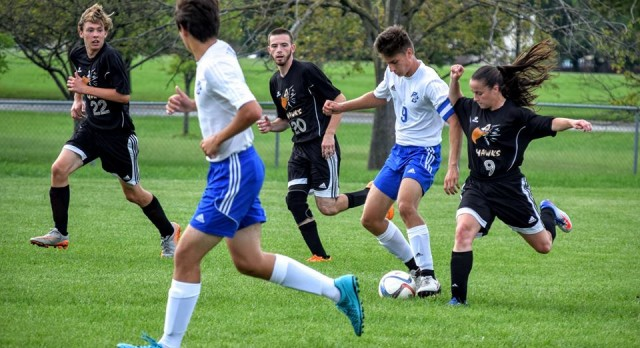 Soccer Advances in Districts