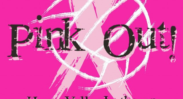 "HVL Volleyball to Host ""Pink Out"" Cancer Awareness Night"