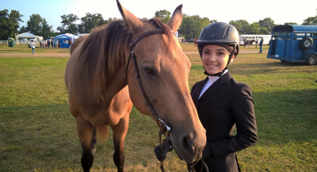 HVL Equestrian Team Competes in First Meet