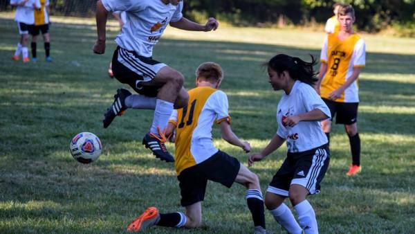 Soccer - 3