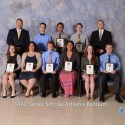 CAAC Honors Top Scholar Athletes