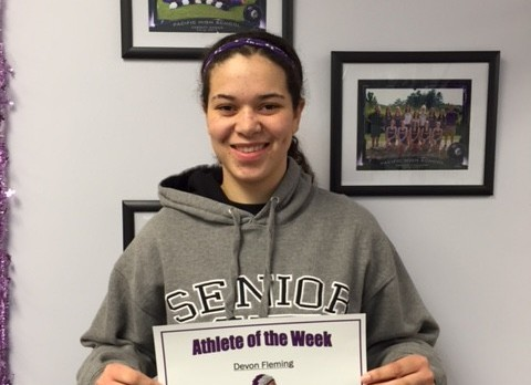 Pacific Indians Athlete of the Week
