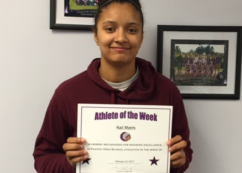 Kali Myers Athlete of the Week
