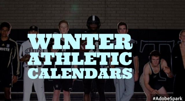 Winter Sports Schedules UPDATED!