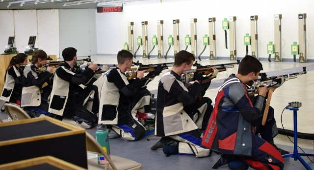 Northside Rifle Team Defeats Crawford County
