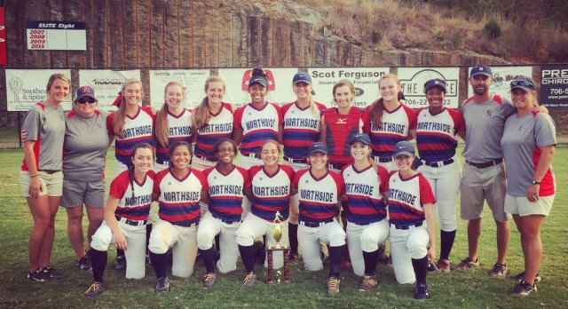 Columbus Ledger – George Powers Northside to Second Straight Region Title