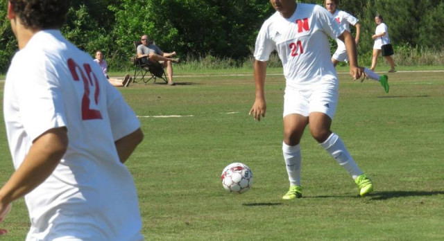 Columbus Ledger – Northside Boys Soccer Shut Out Thomas to Open State Playoffs