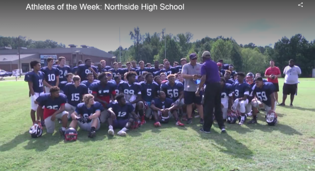 Northside Patriots – Athletes of the Week! WRBL