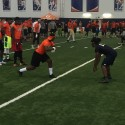 Hawk's at Auburn Football Camp 2016