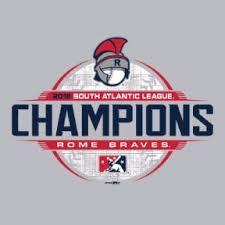 Former Hawks Star Justin Ellison, Rome Braves Win SAL Championship