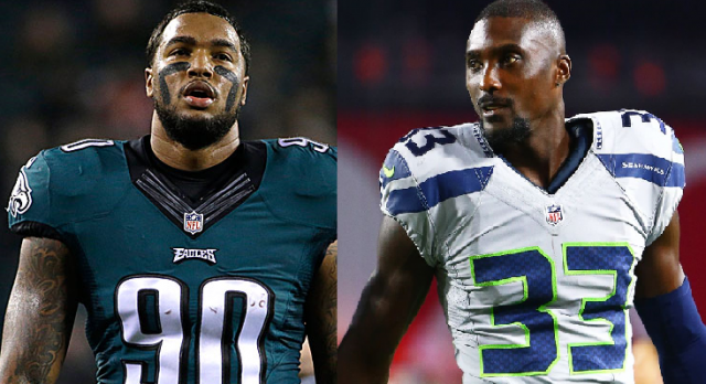 Former Hawks QBs Kelcie McCray and Marcus Smith Meet In Seattle For NFL Match-up