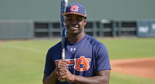 Former Hawk Star Josh Anthony Listed In Baseball America's Top 100 Prospects