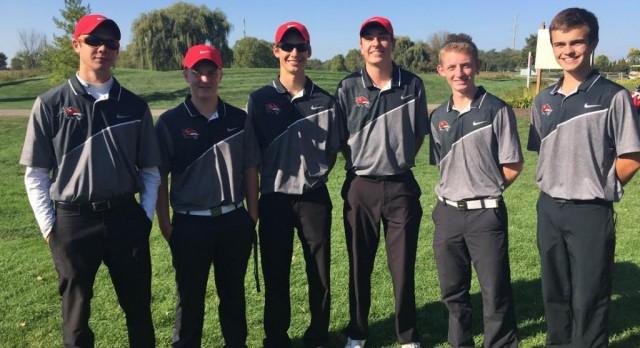 Boys Varsity Golf Update
