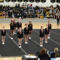 JV Cheer – Joliet West Competition