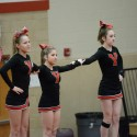 JV Cheer – Huntley Competition