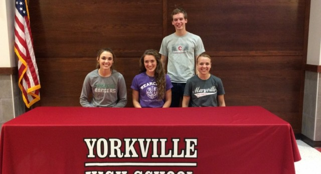 Cross Country College Signings